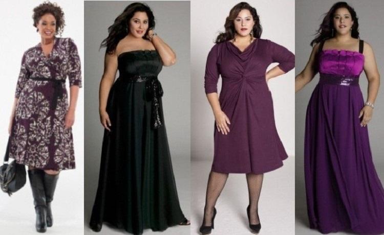 Выбор платья на юбилей - какой вариант лучше всего подойдет для полных женщин