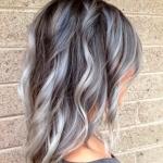 Окрашивание шатуш на пепельные волосы: как сделать?