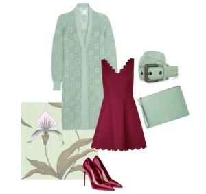 Сочетание цветов в одежде для женщин: комбинирование цветов и оттенков