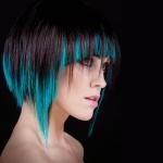 Покраска волос в стиле гранж: основные этапы и техника