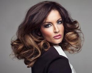 Омбре на волосы средней длины: уход после покраски