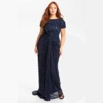 Шикарные вечерние платья для полных женщин: советы по выбору