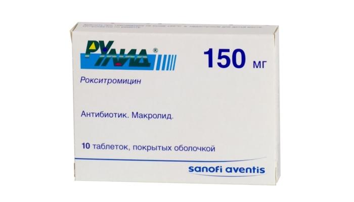 Быстрое лечение цистита у женщин таблетками: препарат Рулид