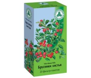 Быстрое лечение цистита у женщин таблетками: растительный препарат Листья брусники