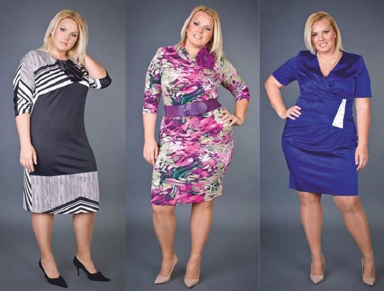 Как выбрать платье на торжество - несколько полезных советов для полных женщин