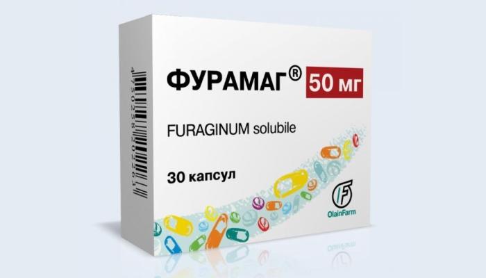 Быстрое лечение цистита у женщин таблетками: препарат Фурамаг