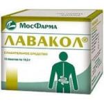Препарат Лавакол для очищения кишечника: инструкция по применению