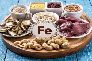 Основные симптомы нехватки железа в организме у женщин, лечение и диета