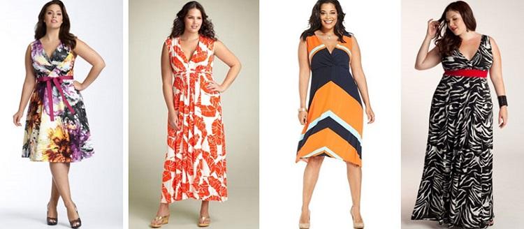 Пляжные сарафаны для полных женщин - выбираем фасон