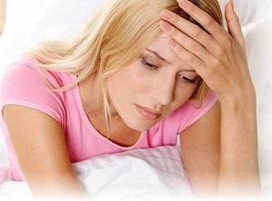 Побочный эффект после лечения эндометриоза препаратом Жанин