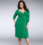 Вечерние платья для полных женщин 50 лет - как правильно подобрать