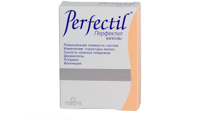 Все про витамины против выпадения волос у женщин Перфектил