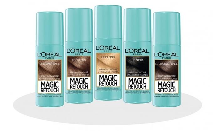 Спрей для закрашивания корней волос Лореаль: преимущества и недостатки