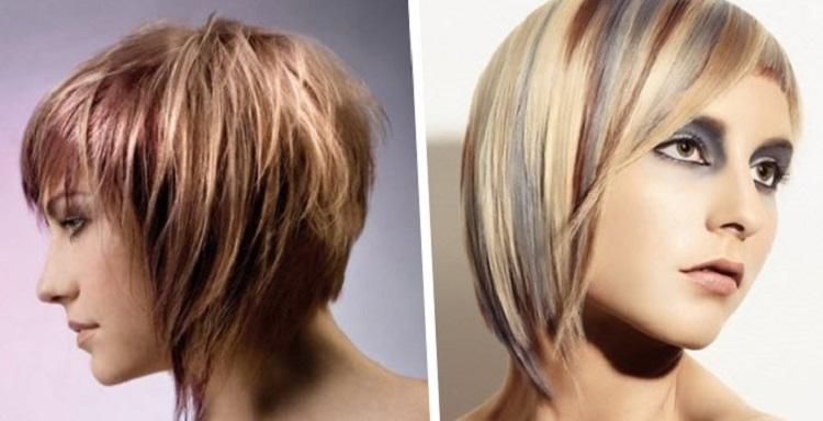 Выбор цветов и оттенков для мелирования коротких черных волос