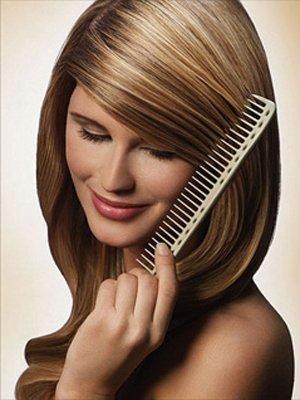 Техника мраморного окрашивания волос