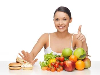 Лечение эндометриоза народными средствами -  правильное питание при заболевании