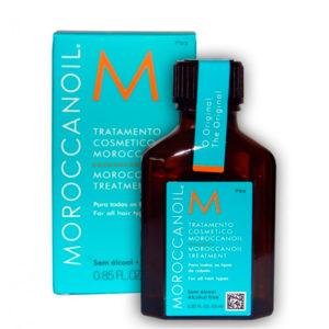 Описание масла для волос Moroccanoil