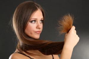 Масло ши (карите) для волос: маска для сухих кончиков