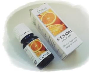 Эфирное масло апельсина для волос: правила применения
