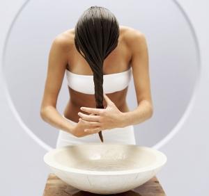 Подсолнечное масло для волос: правила смывания