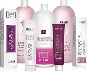 Масло для волос Ollin - описание эффективного косметического средства