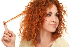 Уход за кудрявыми волосами - способы применения кокосового масла