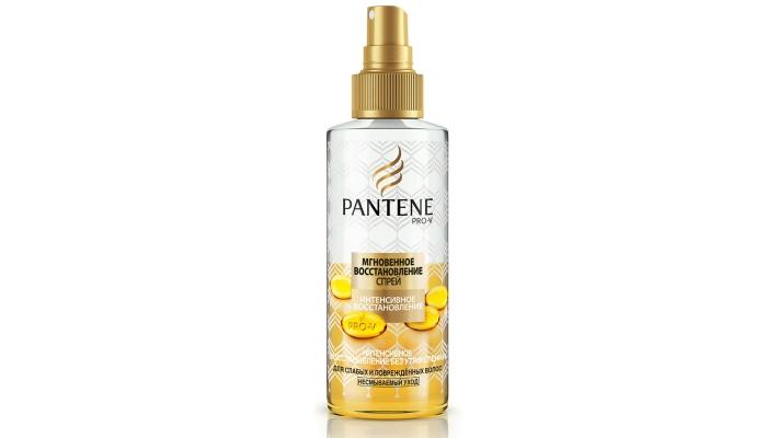 Масло для укрепления волос: Масло для волос Pantene Pro-V восстановление кератина с витамином Е