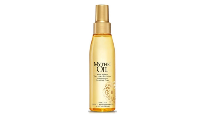 Масло для восстановления волос: Loreal Professional Mythic Oil