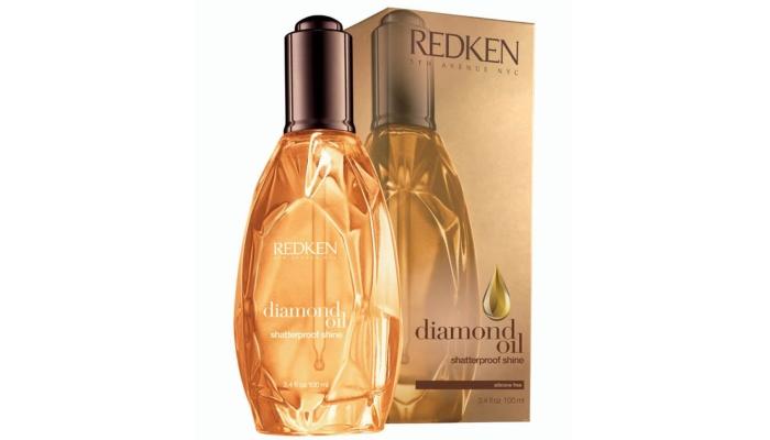 Масло для волос Redken: Diamond Oil Shatterproof Shine