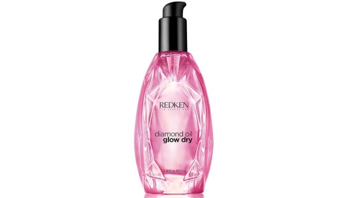 Масло для волос Redken: Diamond Oil Glow Dry