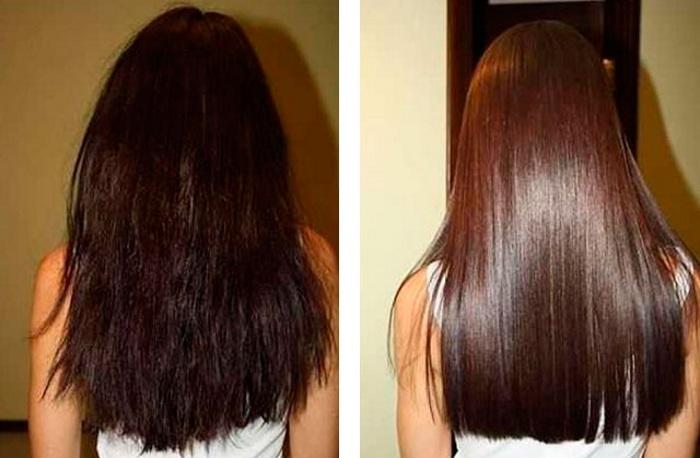 Как использовать репейное масло для волос - состав и эффективность средства