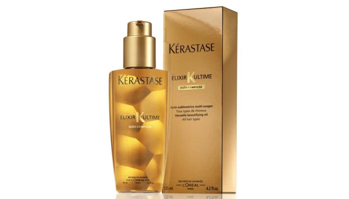 Масло для восстановления волос: Kerastase Elixir Ultime