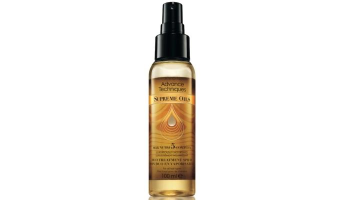 Масло для волос Эйвон: сыворотка серии Advance Techniques Драгоценные масла
