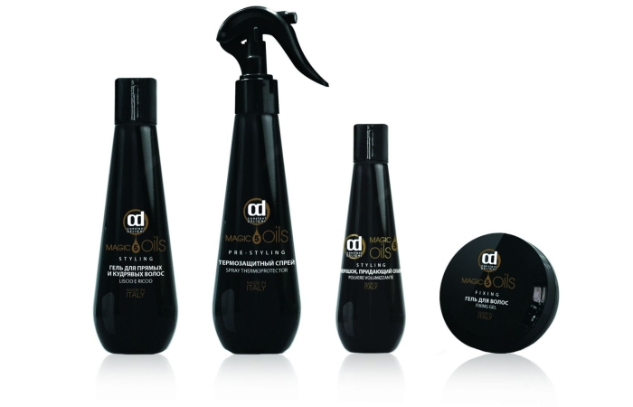 Масло для волос Констант Делайт 5 масел: 5 magic oils