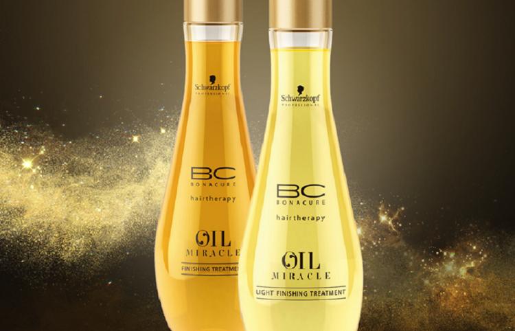 BC OIL Miracle от Шварцкопф - эффективное масло для ухода за волосами