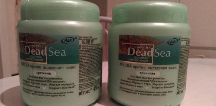 Белита-Витэкс грязевая маска против выпадения волос