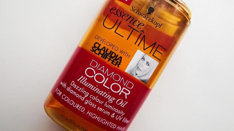 Diamond Color - сыворотка для окрашенных волос от Шварцкопф
