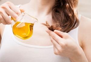 Масло для укрепления волос: как наносить?