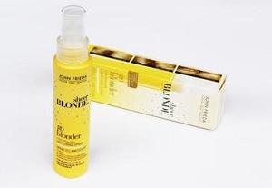 Как правильно применять специальное масло для осветления волос