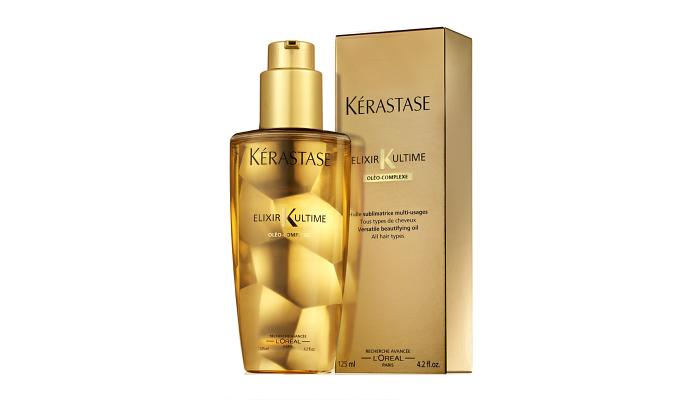 Профессиональное масло для волос: Kerastase Elixir Ultime