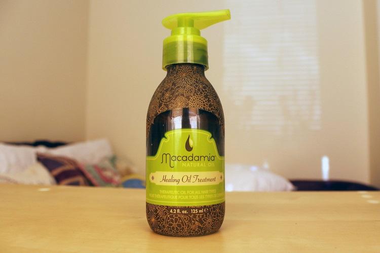 Macadamia Healing Oil - одно из самых эффективных несмываемых средств для волос