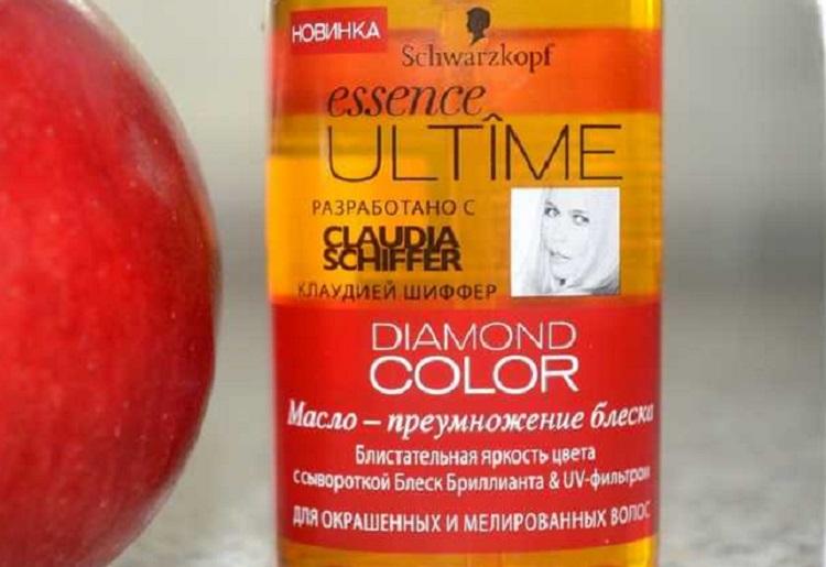 Масло для волос Essence - состав и стоимость косметического средства