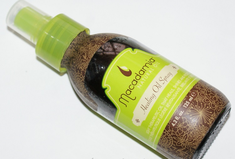 Масло-спрей Macadamia Natural Oil Healing Oil Spray