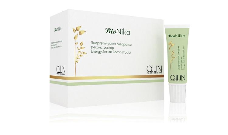 Ollin Bionika - энергетическая сыворотка для ухода за волосами
