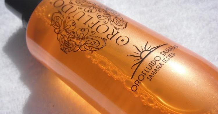 Orofluido SAHARA - как применять сухое масло для ухода за волосами