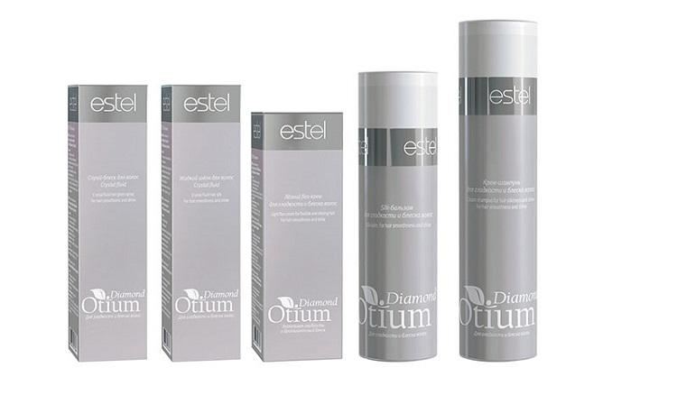 Otium Diamond - косметическом масло для волос в уходе за волосами