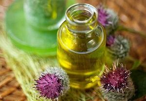 Полезные свойства репейного масла для волос - рецепты масок