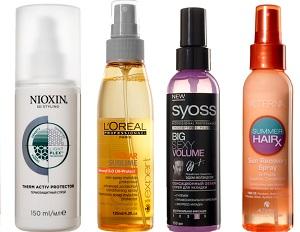 Правила выбора масла-спрея для волос - несколько рекомендаций