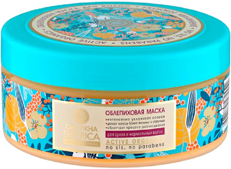 Живое облепиховое масло для волос Натура Сиберика - состав и применение средства
