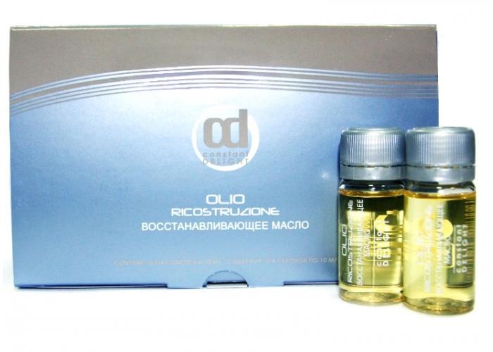Масло для волос Констант Делайт 5 масел: восстанавливающее